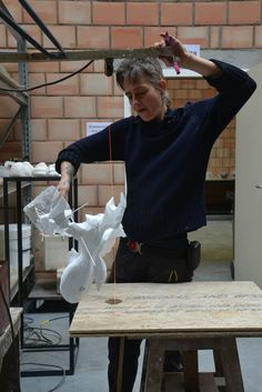 Workshop plasticrète februari '15.