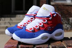 7751d0b4cab7bf Reebok Question Banner Hitting Retailers Allen Iverson Shoes