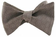 Bandari Bow Tie Culture Vintage Silk Bow Tie Silk Bow Ties, Bow Tie Wedding, Vintage Japanese, Dots, Culture, Pattern, Handmade, Stitches, Hand Made