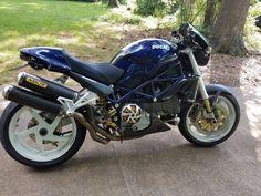#ducati 2005 Ducati Monster 2005 Ducati Monster S4R $1000s in Upgrades Recent Service Incredible Bike please retweet