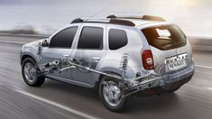 The #Renault #Duster a multi-dimensional SUV