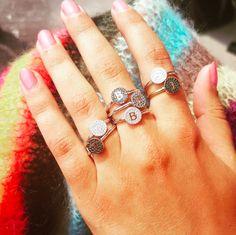 BAMMMM!!!💥 We hope your new owners will L♡VE you as much as we do..byebye..😓😍 #minitials #minitialsmoments #Aeon #rings #ring #diamonds #diamond #pushgift #pushpresent #weareinlove #bridalinspiration #weddingring #engagementring #engagement #present #jewellery #jewelry #fashionstatement #fashion #18k #solid #gold #love #loveofmylife #stackingrings #weddinggift #engagementinspiration #baby #birthgift #love #headoverheels  WWW.MINITIALS.COM