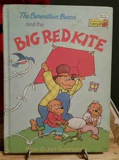 Check out this item in my Etsy shop https://www.etsy.com/listing/279497346/the-berenstain-bears-and-the-big-red
