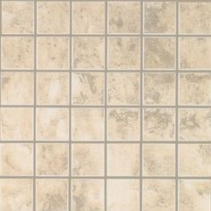mohawk pavin stone mosaic tile in white linen for backsplash