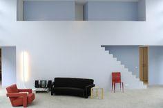 Mart Van Schijndel, Van Schijndelhuis, 1992, Utrecht, The Netherlands: interior