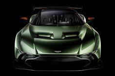 Aston Martin Vulcan (2016) - A Track-only supercar