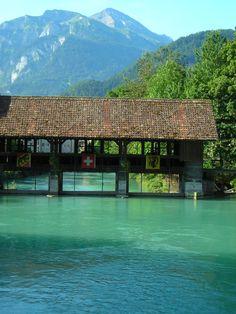 Interlaken, my bucket list <3