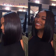 Stock peruvian virgin hair full lace human hair wigs 14inch middle part front lace wigs short bob wig for black women free ship