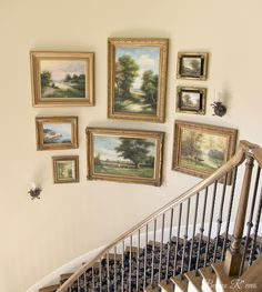 Gallery on the Stairs