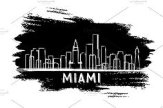 New York Skyline Silhouette. Business Travel and Tourism Concept with Modern Architecture. Image for Presentation Banner New York Skyline Silhouette, Melbourne Skyline, Miami Skyline, City Illustration, Business Illustration, Medina Saudi Arabia, Honolulu City, Las Vegas Usa, City Drawing
