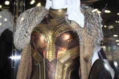 Wonder Woman Queen Hippolyta breastplate Suicide Squad & Wonder Woman Costumes Photo Gallery