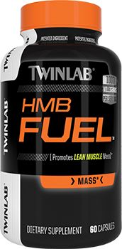 Featured Product of the Month: Twinlab HMB Fuel | HMB #Twinlab #hmb #supplements #strength #recovery #endurance