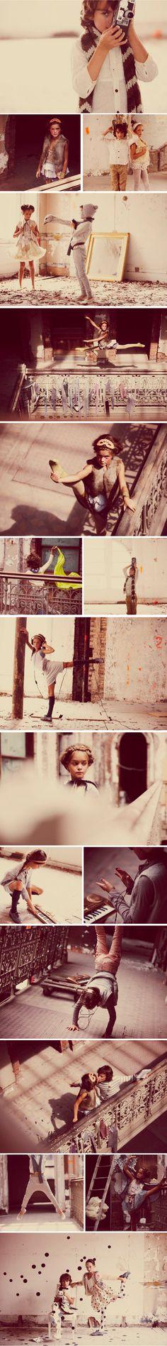 Katelyn Mooney - Styled Children's Shoot