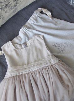 ellyStella Victoria Dress in High-Rise with garment bag