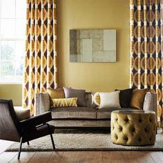 Products   Harlequin - Designer Fabrics and Wallpapers   Kumiko (HMOS131356)   Momentum 5 & 6