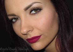 CrystalCandy Makeup Blog - Blog beauté québécois: Face of the day : Rihanna Hearts MAC