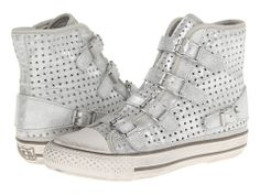 ASH Virgin Star - Silver/Off-White - $149.99 (from $235)