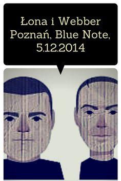 Łona i Webber wystąpią na koncercie w Poznaniu, 5.12.2014. Więcej info i bilety na koncert: http://klub.fm/artysci/lona-i-webber/