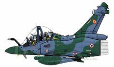 Mirage 2000 D 605 SPA 102