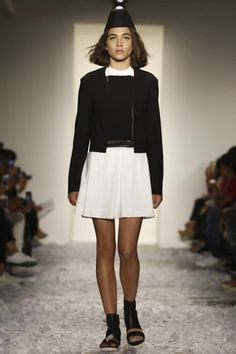 Public School Ready To Wear Spring Summer 2015 New York - NOWFASHION