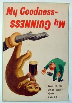 Classic Guinness Ad