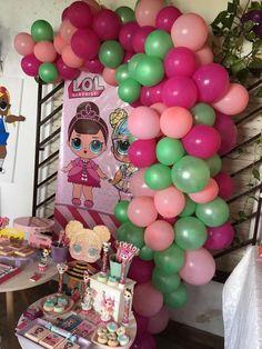 Birthday Bash, Birthday Parties, Doll Party, Lol, Party Photos, Party, Anniversary Parties, Birthday Celebrations, Happy Birthday Parties