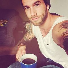 These 23 Guys Drinking Coffee Are Hotter Than Your Morning Joe: Coffee gives us a reason to get out of bed in the morning.