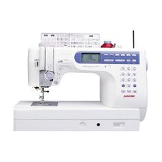Janome Memory Craft 6500P Sewing Quilting Machine