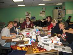 Stylus Staff Fall 2009