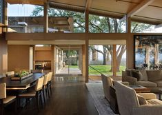 New version of Buff and Hensman post and beam.  From Lake Flato architects and Terry Hunziker design