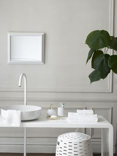Bathroom inspiration - PURE WHITE | AW16 CAMPAING - EDIT 1