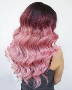 I usually don't like pink but this is pretty!