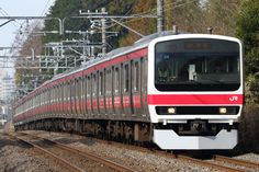 【JR東】209系500番台ケヨ34編成 性能確認試運転