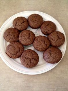 Flax Muffins ~ low carb