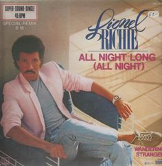 Lionel Richie - All Night Long (All Night) 1983