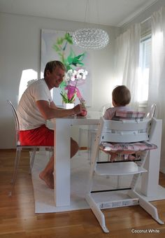 Kartell and Pappelina @ Coconut White