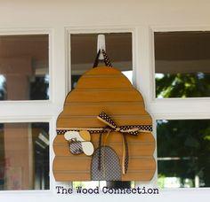 Beehive Door Hang