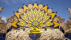 #sunsets #corona #festival #coronasunsets #stage #visualbrandidentity #typography #font #identity #edm #nachtlab #sfx #artdirection #handmade #painted #ourmachine