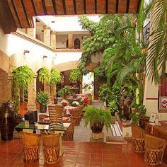 Beau Love This Style Of Patio Italian Courtyard, Italian Garden, Spanish  Revival, Spanish Style