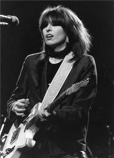 Chrissie Hynde, England, 1980   Bob Gruen