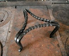 We can make trivets to fit inside your cast iron dutch oven, sit on your tabletop or even over a campfire for cooking.