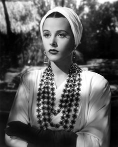 Hedy Lamarr (1914-2000): Austro-American actress, mathematician, and inventor of an early technique for spread spectrum communications and frequency hopping, necessary for wireless communication.