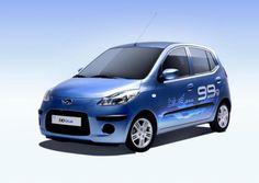 Hyundai i10 'Blue'