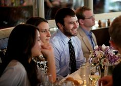 Washington DC Wedding Rehearsal Dinner
