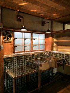 完成しました!と送って頂いた写真 わわわー! かっこいいー! これ私のキッチンとな! 何度も何度も画像を眺めて ため息 ...