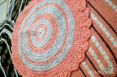 Tapetinhos de crochê