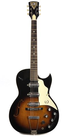 KAY Speed Demon Sunburst 1960s