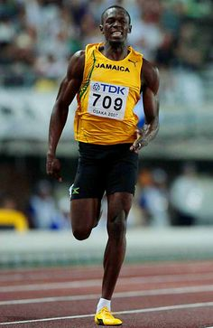 Olympic track stars | Usain Bolt | Jamaica - Olympic Track Stars to Watch - Photos - SI.com