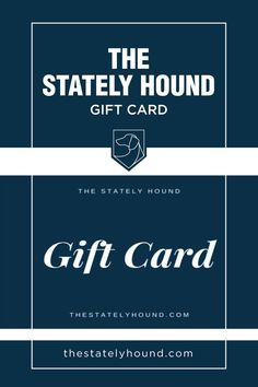Want to treat the dog or dog lovers in your life but you don't know what to get them? The gift of choice is everything!   Our gift cards are delivered by email with complete usage instructions and no additional processing fees.   The perfect gift for the holidays this year. Dog Dad Gifts, Dog Lover Gifts, Gifts For Dad, Dog Lovers, Dog List, Dog Id Tags, Dog Birthday, Dog Accessories, Gift Cards