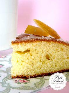 Torta al latte caldo | Fely's Bakery